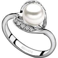 anello donna gioielli Comete Perla ANP 305