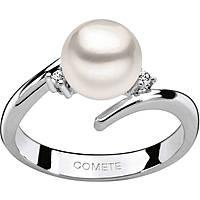 anello donna gioielli Comete Perla ANP 332