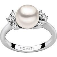 anello donna gioielli Comete Perla ANP 336