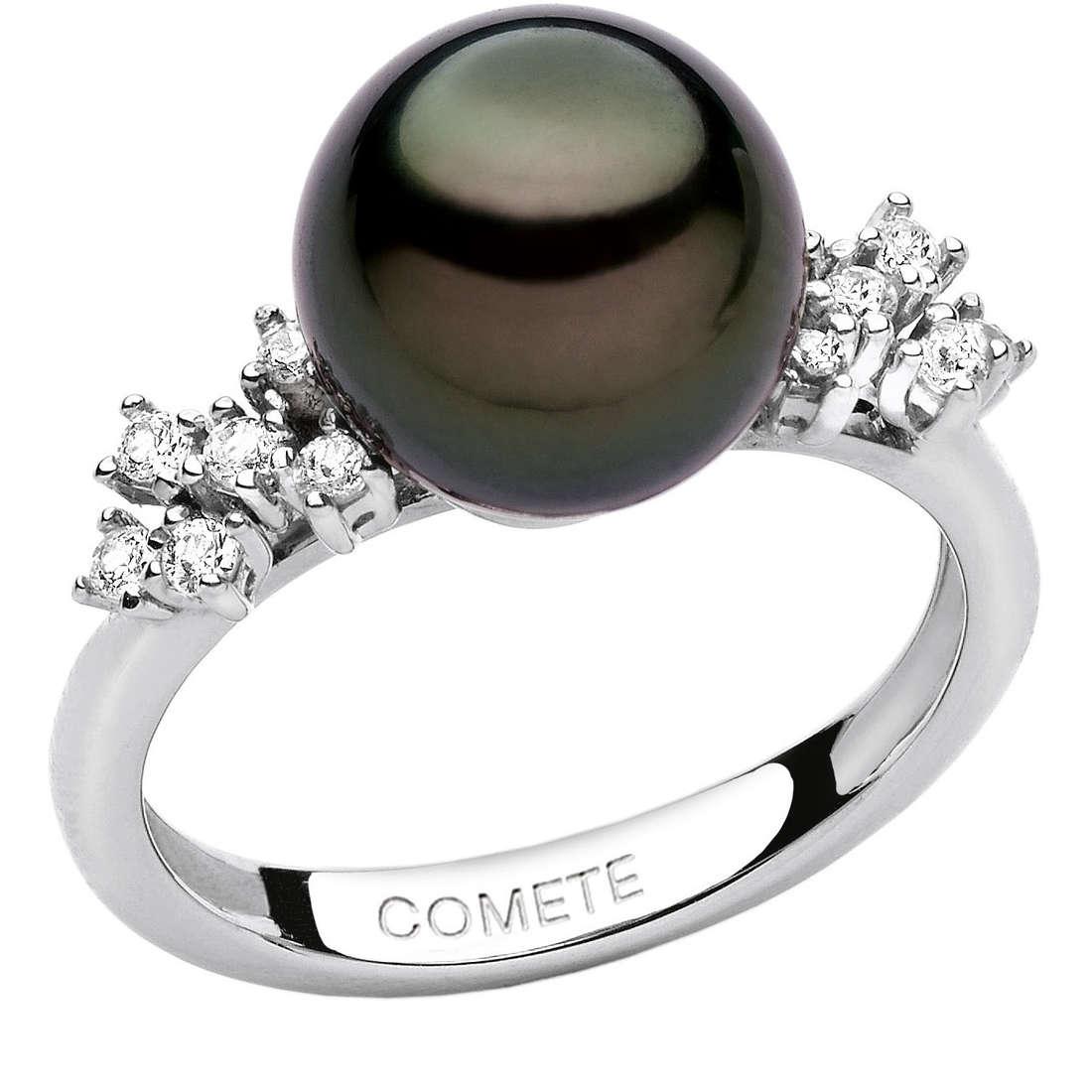 anello donna gioielli Comete Perla ANP 338