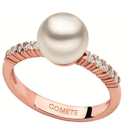 anello donna gioielli Comete Perla ANP 339