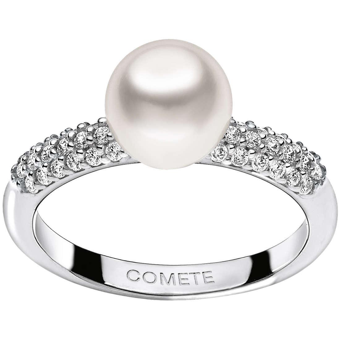 anello donna gioielli Comete Perla ANP 344