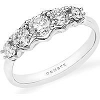 anello donna gioielli Comete Petali ANB 2209