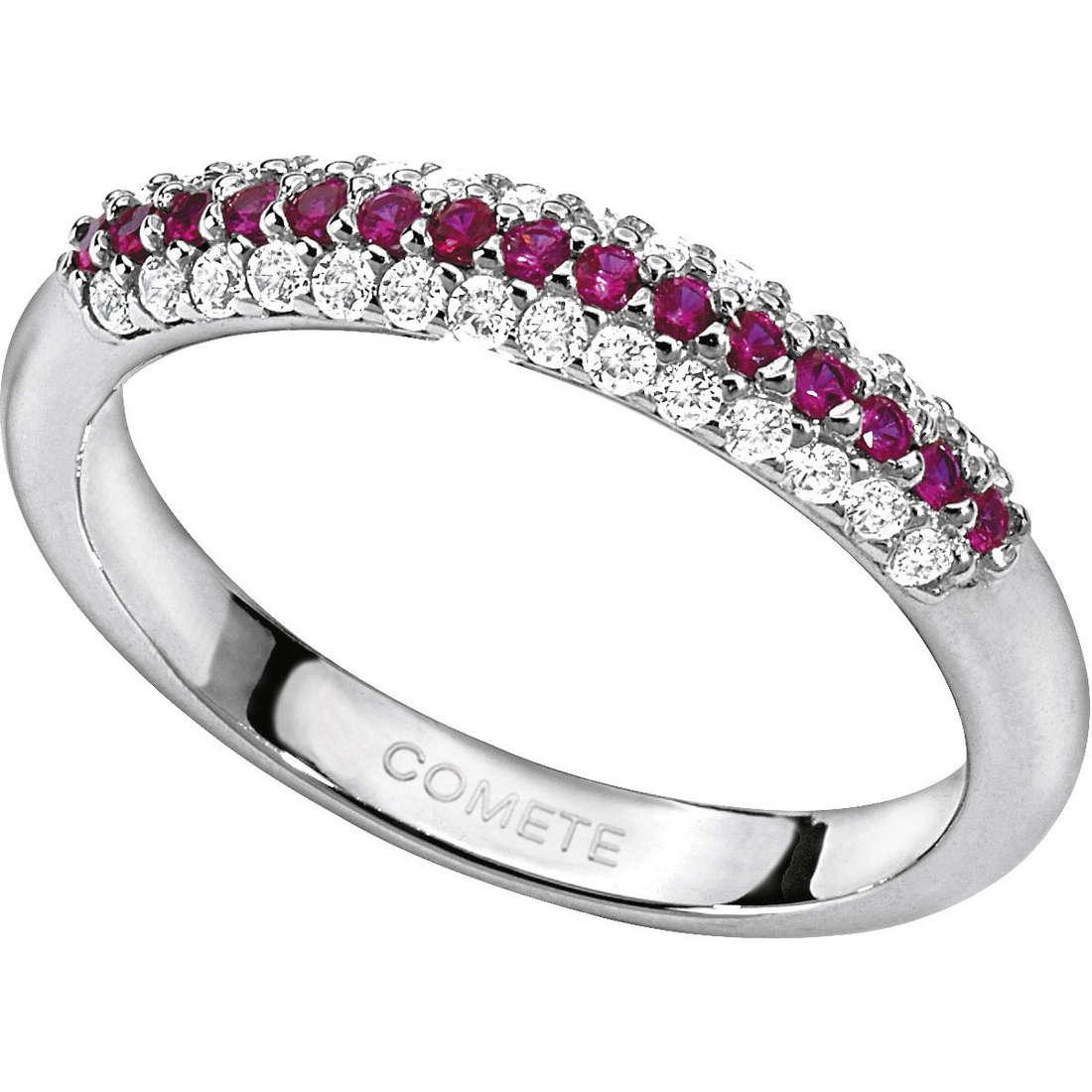 anello donna gioielli Comete Pietre preziose colorate ANB 1144