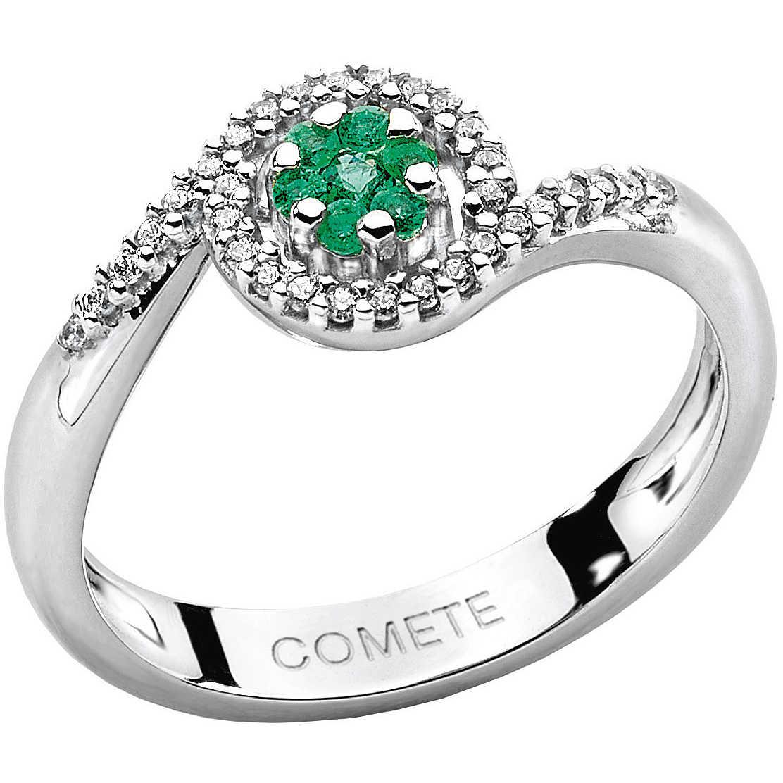 Popolare anello donna gioielli Comete Pietre preziose colorate ANB 1389  KT62