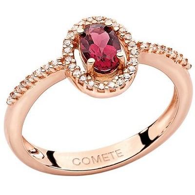 anello donna gioielli Comete Pietre preziose colorate ANB 1395