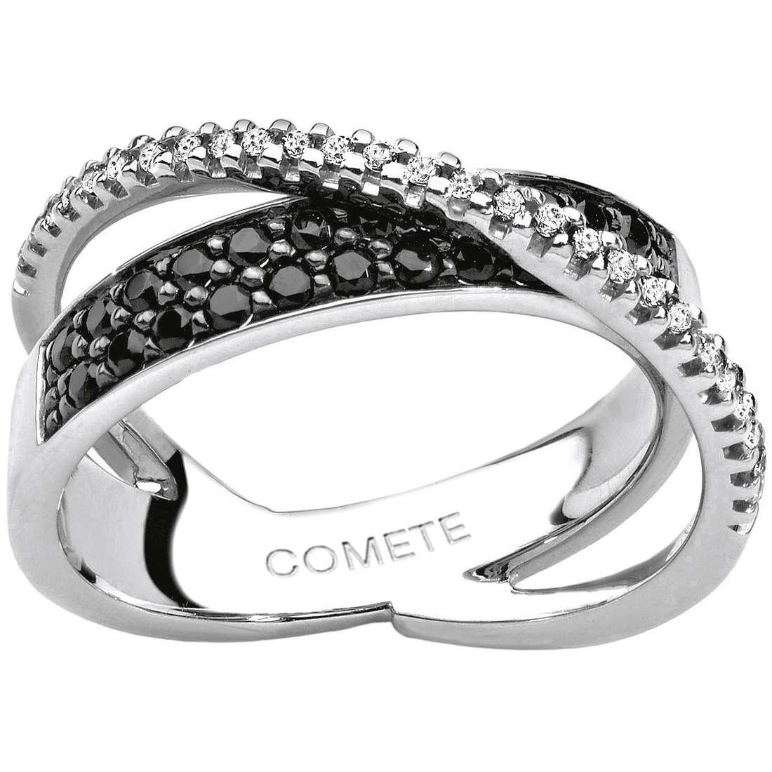 anello donna gioielli Comete Pietre preziose colorate ANB 1397