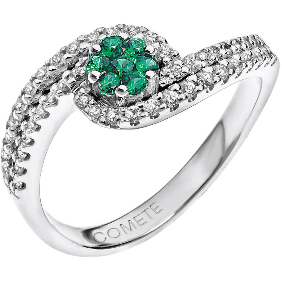anello donna gioielli Comete Pietre preziose colorate ANB 1488