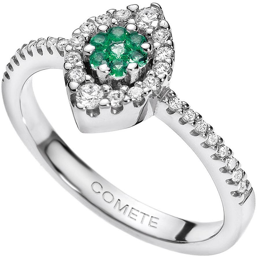 anello donna gioielli Comete Pietre preziose colorate ANB 1494