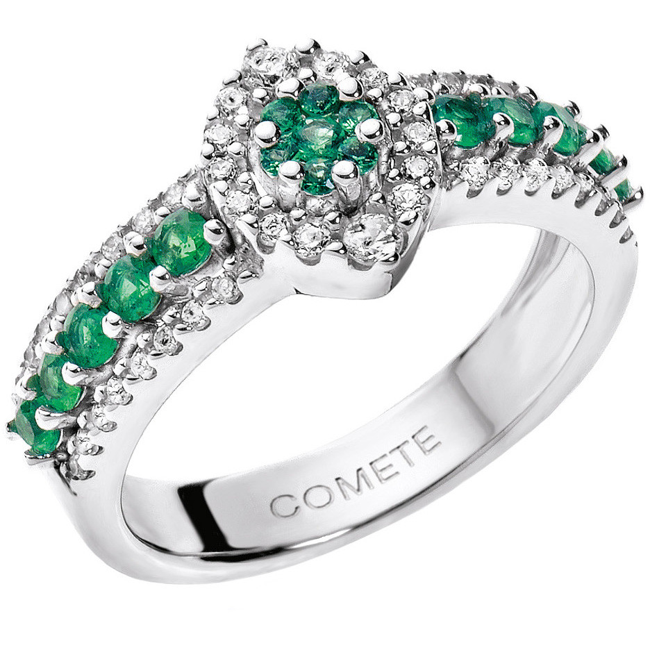 Amato anello donna gioielli Comete Pietre preziose colorate ANB 1498  VQ93
