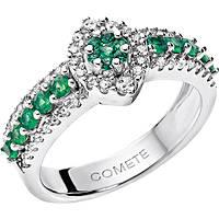 anello donna gioielli Comete Pietre preziose colorate ANB 1498