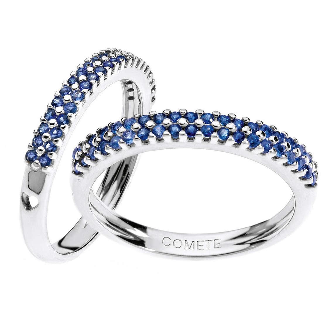 anello donna gioielli Comete Pietre preziose colorate ANB 1511