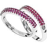 anello donna gioielli Comete Pietre preziose colorate ANB 1512
