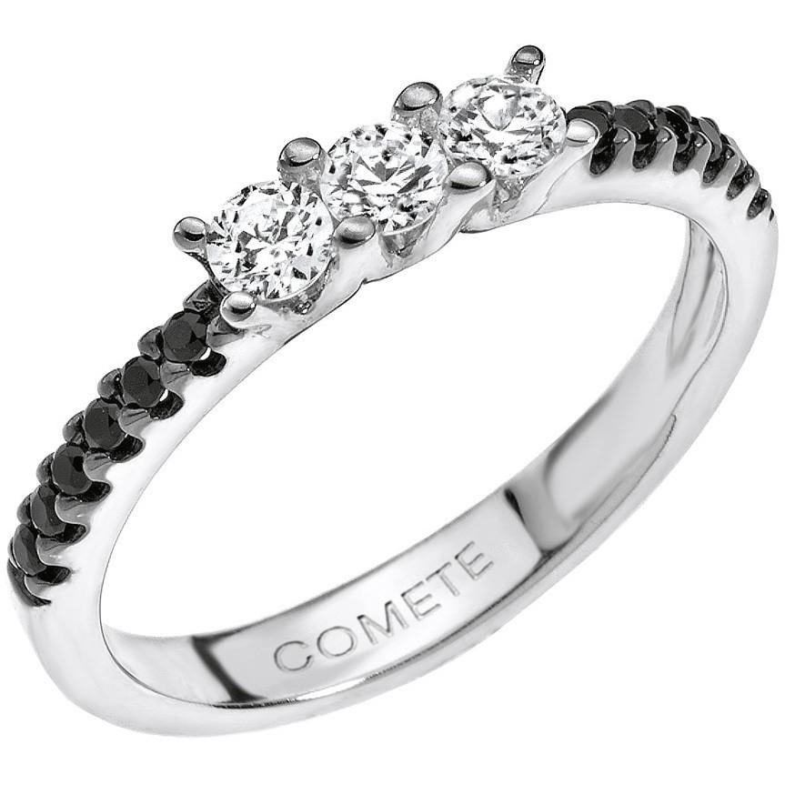 anello donna gioielli Comete Pietre preziose colorate ANB 1517