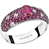 anello donna gioielli Comete Pietre preziose colorate ANB 1666