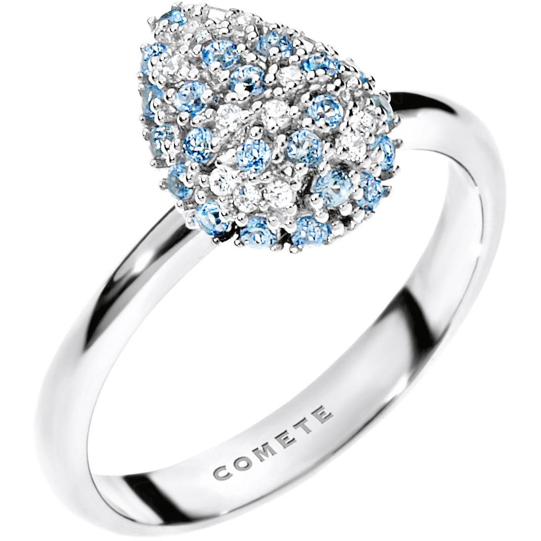 anello donna gioielli Comete Pietre preziose colorate ANB 1691