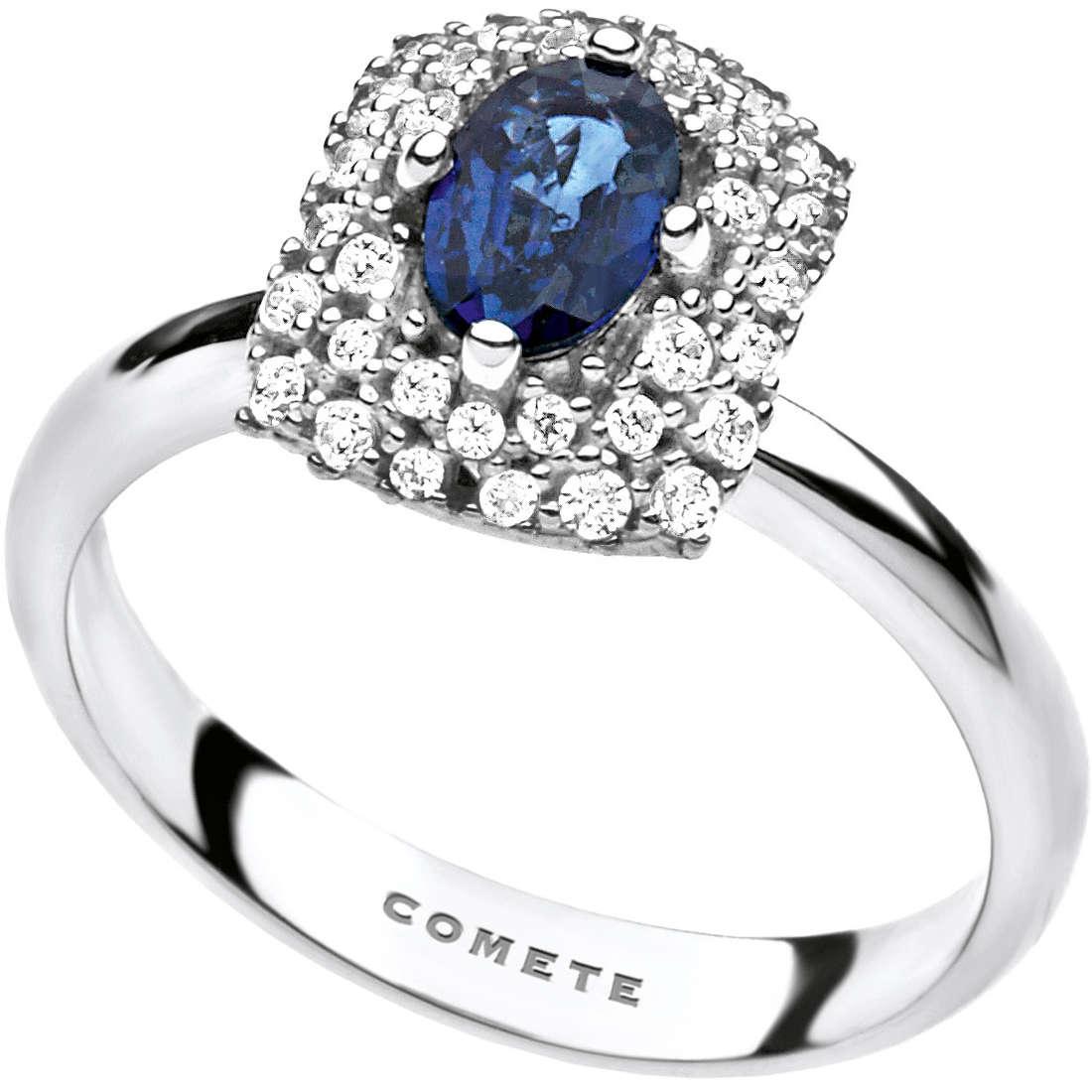 anello donna gioielli Comete Pietre preziose colorate ANB 1701