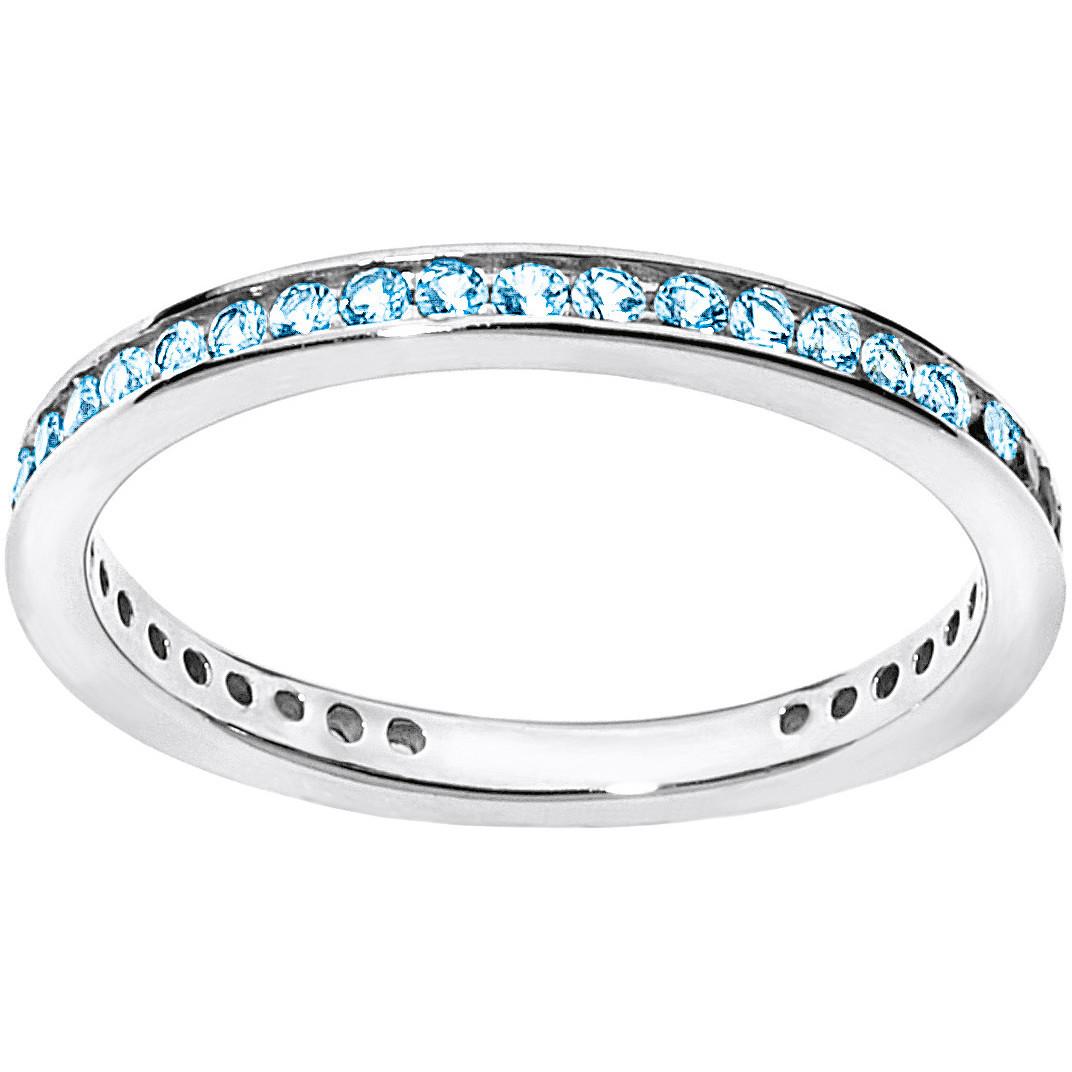 anello donna gioielli Comete Pietre preziose colorate ANB 1705