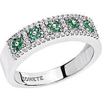 anello donna gioielli Comete Pietre preziose colorate ANB 1723