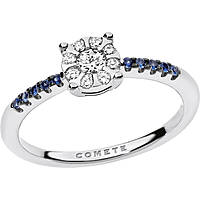 anello donna gioielli Comete Pietre preziose colorate ANB 1735