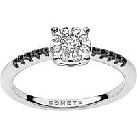 anello donna gioielli Comete Pietre preziose colorate ANB 1738