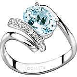 anello donna gioielli Comete Pietre preziose colorate ANQ 250
