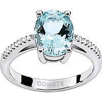 anello donna gioielli Comete Pietre preziose colorate ANQ 257