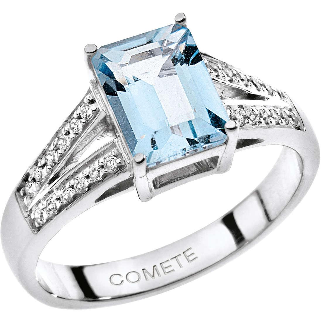 anello donna gioielli Comete Pietre preziose colorate ANQ 270
