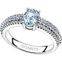 anello donna gioielli Comete Pietre preziose colorate ANQ 275