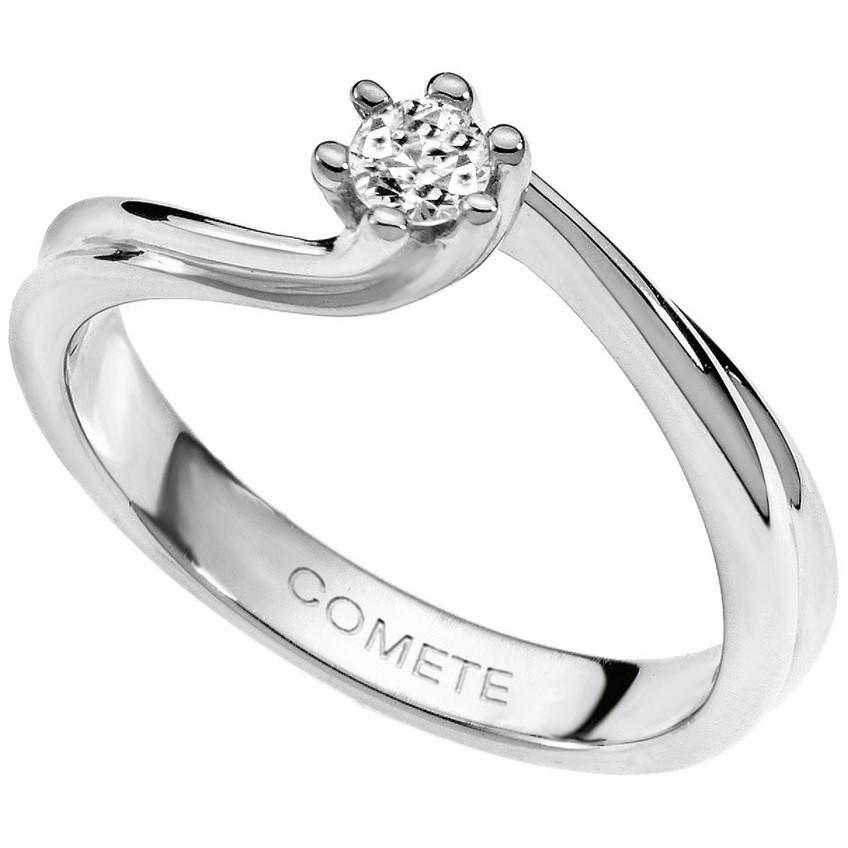 anello donna gioielli Comete Solitario ANB 1502