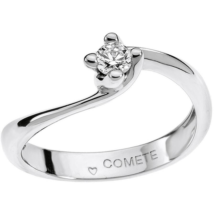 anello donna gioielli Comete Solitario ANB 1503