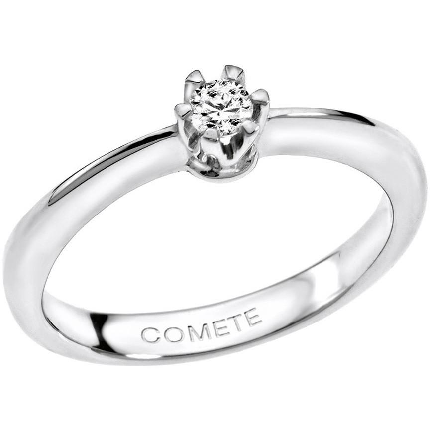 anello donna gioielli Comete Solitario ANB 1521