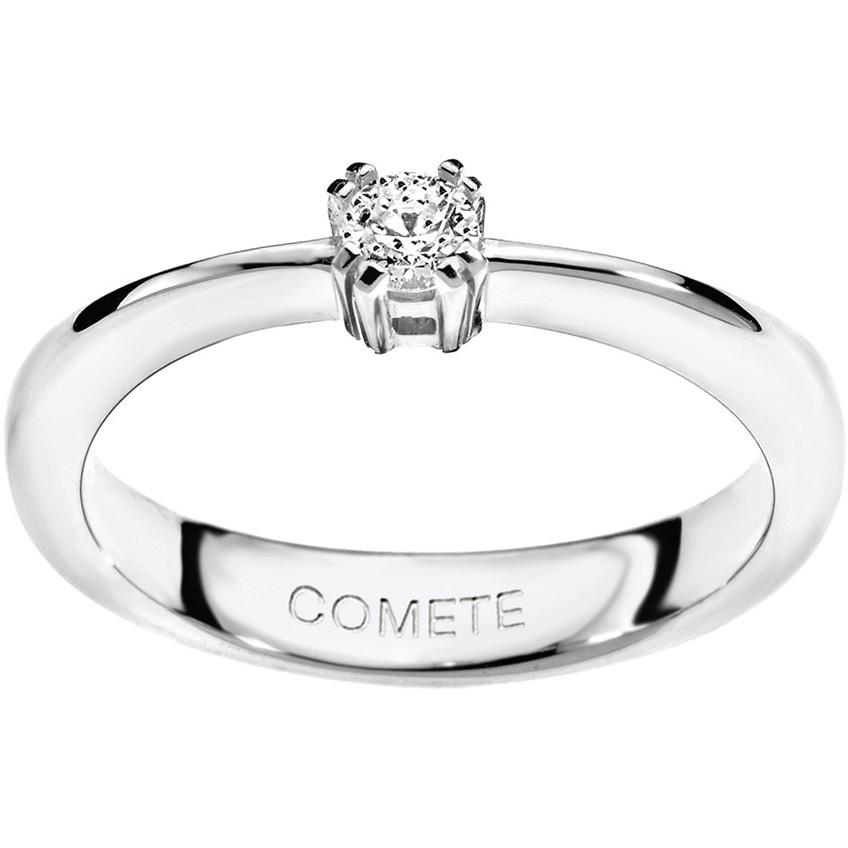 anello donna gioielli Comete Solitario ANB 1522