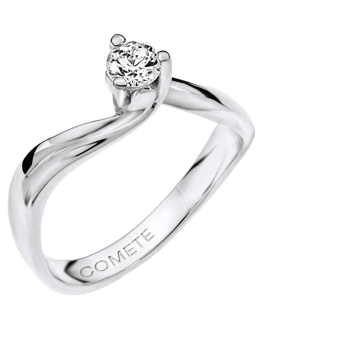 anello donna gioielli Comete Solitario ANB 1531