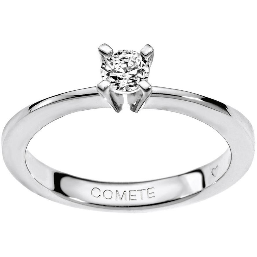 anello donna gioielli Comete Solitario ANB 1535