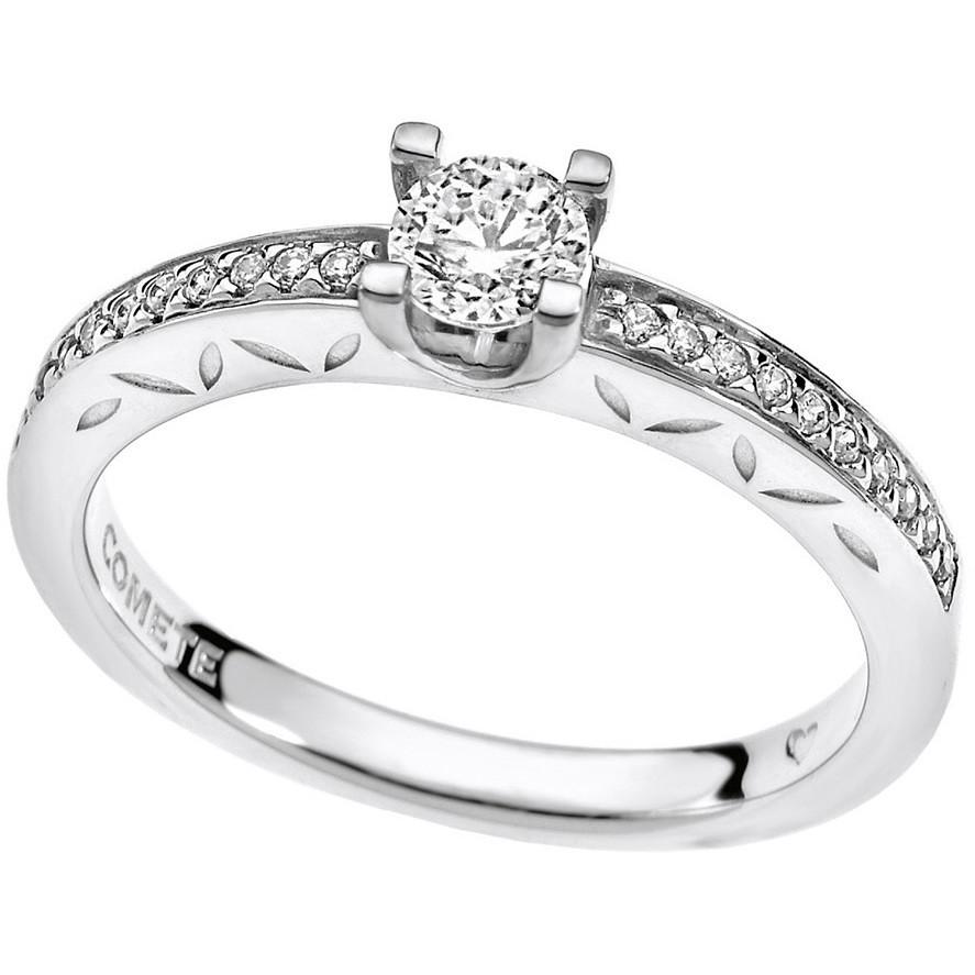 anello donna gioielli Comete Solitario ANB 1544