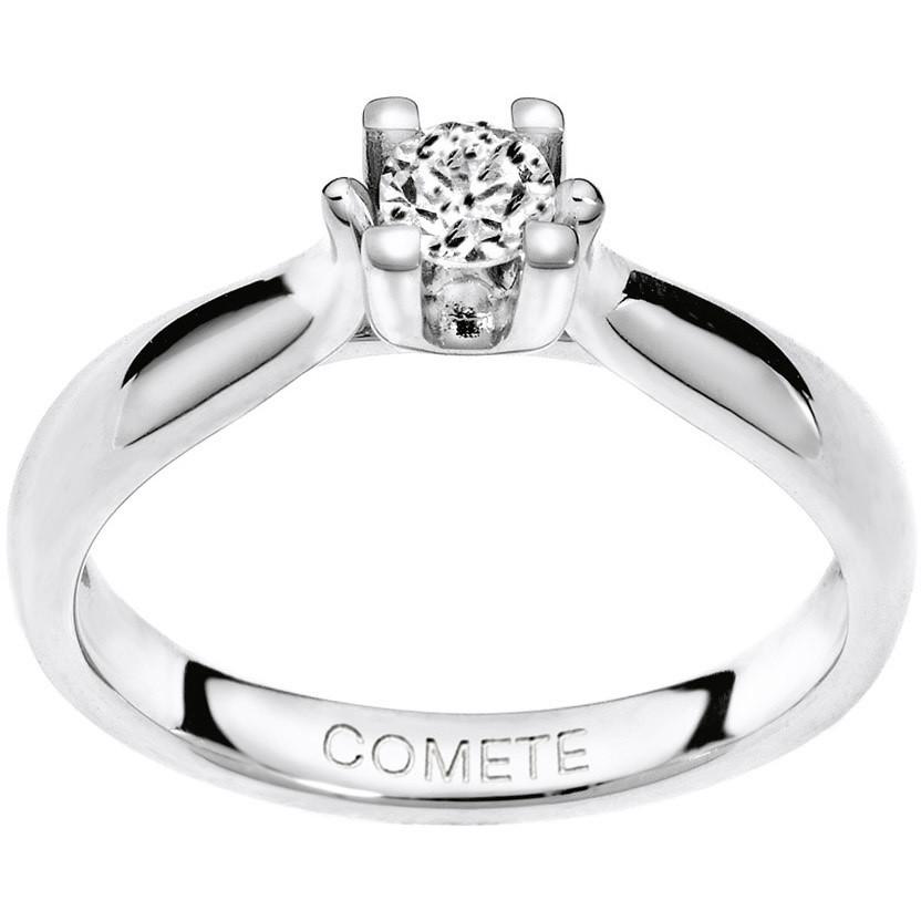 anello donna gioielli Comete Solitario ANB 1548