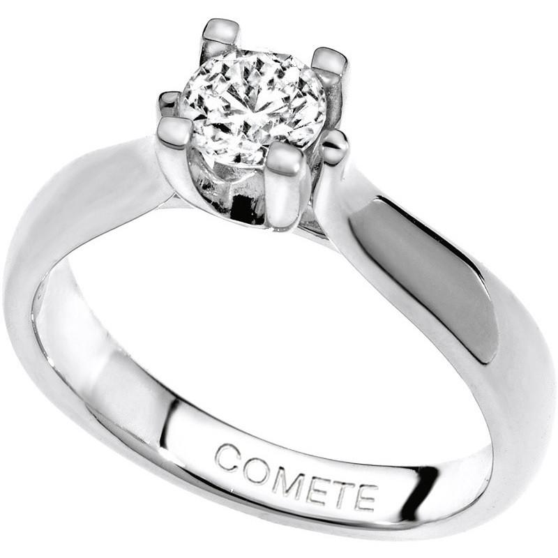 anello donna gioielli Comete Solitario ANB 1549