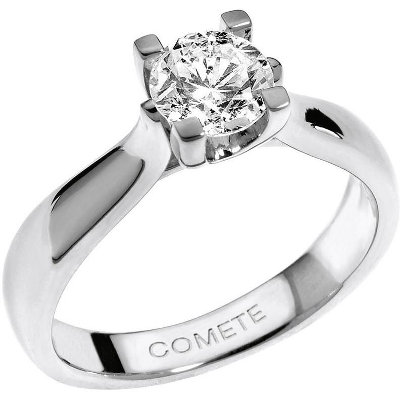 anello donna gioielli Comete Solitario ANB 1550