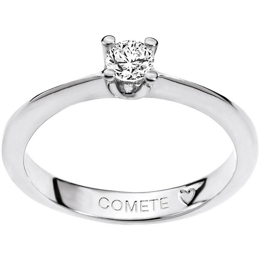anello donna gioielli Comete Solitario ANB 1562