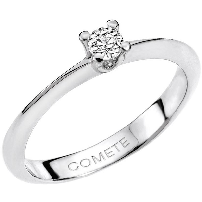 anello donna gioielli Comete Solitario ANB 1566
