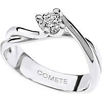 anello donna gioielli Comete Solitario ANB 1568