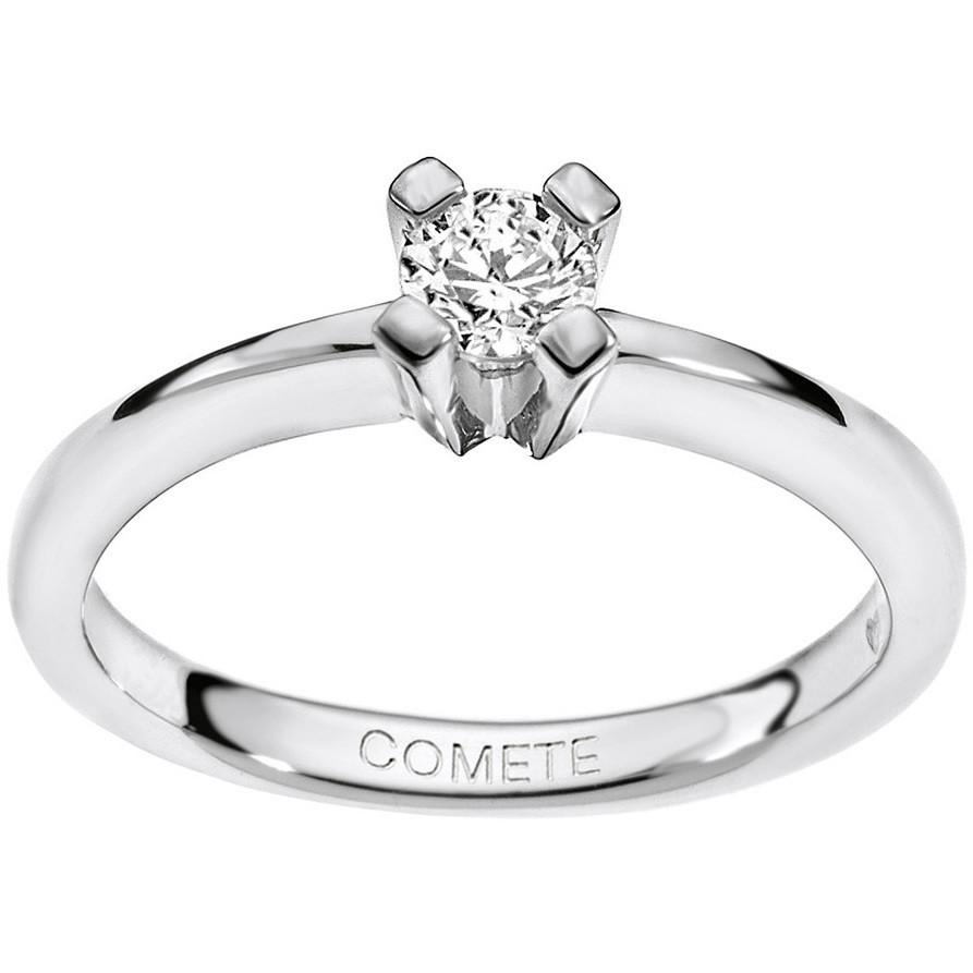 anello donna gioielli Comete Solitario ANB 1571