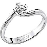 anello donna gioielli Comete Solitario ANB 1581