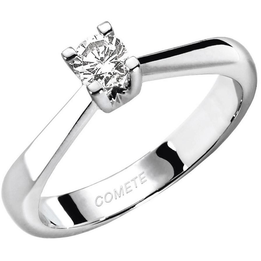 anello donna gioielli Comete Solitario ANB 1601