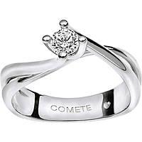 anello donna gioielli Comete Solitario ANB 1606