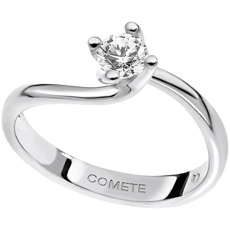 anello donna gioielli Comete Solitario ANB 1613