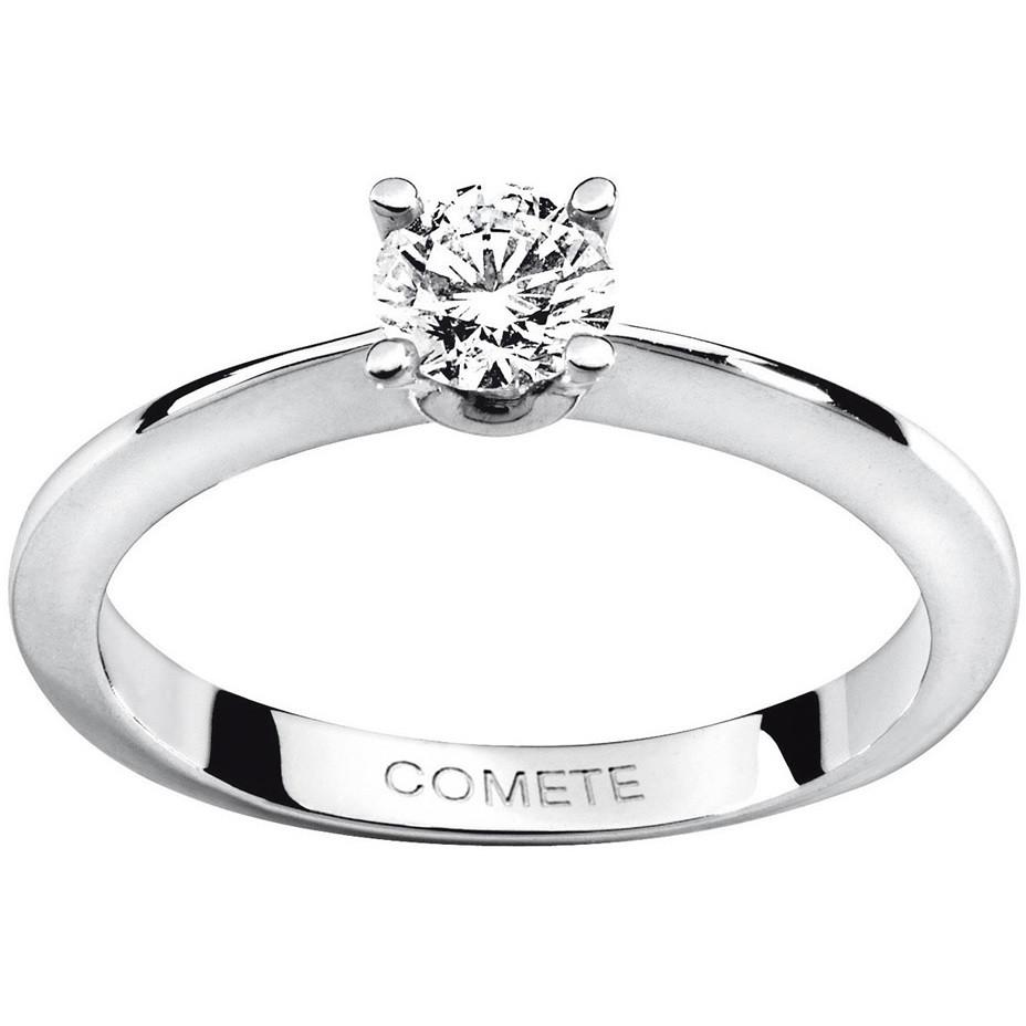 anello donna gioielli Comete Solitario ANB 1618