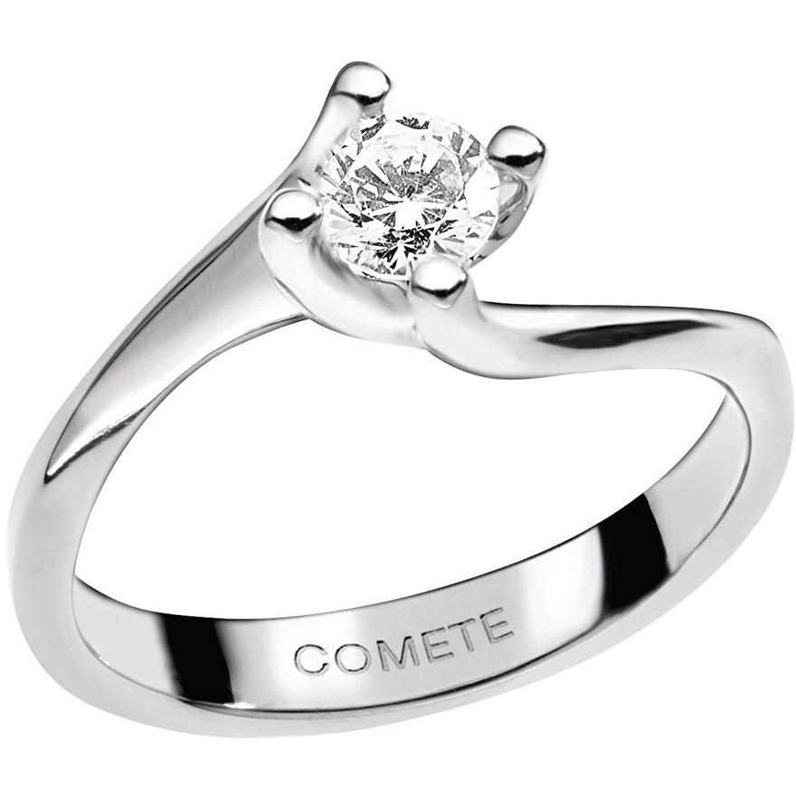 anello donna gioielli Comete Solitario ANB 1621