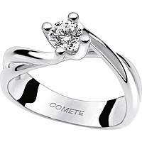 anello donna gioielli Comete Solitario ANB 1622